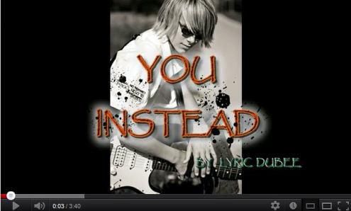 Lyric Dubee You Instead Video