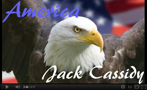 America the Beautiful sung by Jack Cassidy