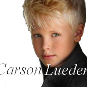 Carson Lueders Washington's Wonder Boy!