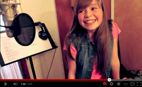 Sail Away Video Preview Connie Talbot