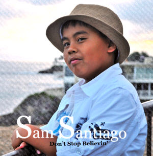 Sam Santiago Debut EP