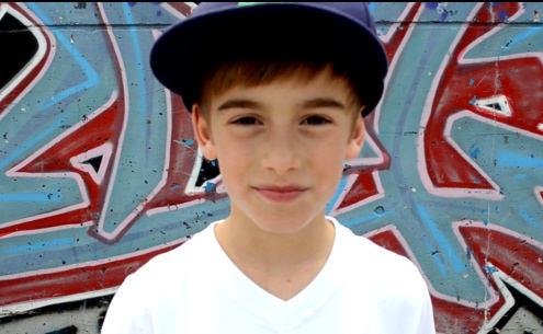 JohnnyO-Mazing Youngster and YouTube Phenomenon