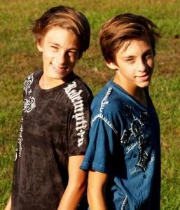 Adrian & Julian