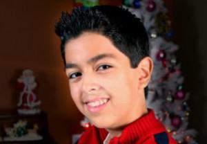 Aj Silva Christmas 2012