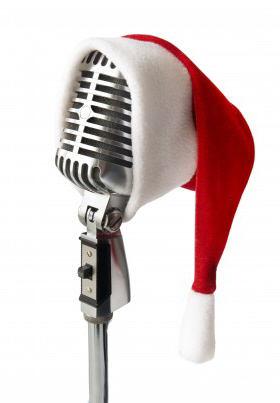 Christmas mic
