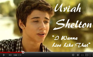 Uriah Shelton video