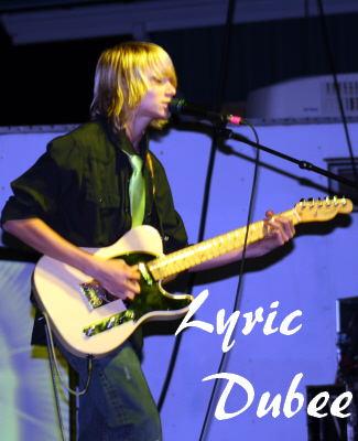Lyric on Guitar