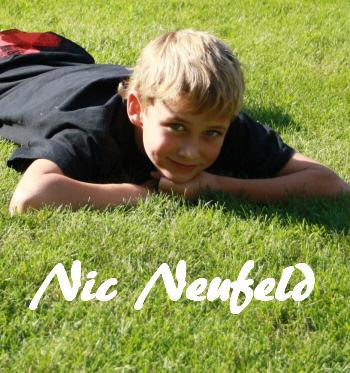 Nic Neufeld Summer 2012