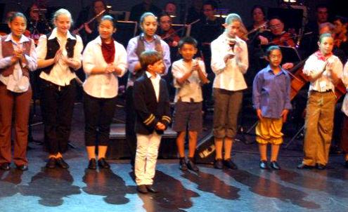 Broadway Kids Live May 2012