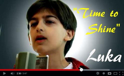 Luka Time To Shine