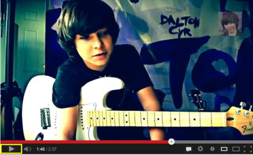 The Amazing Dalton Cyr