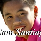 Sam Santiago Featured on Maury's Future Stars 2013