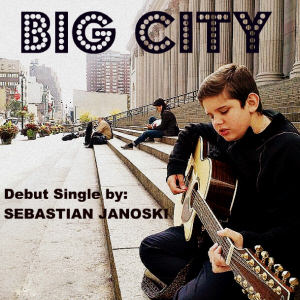 Sebastian Janoski Big City cover