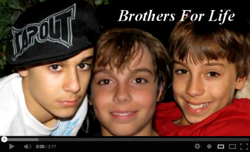 Brothers For Life Video