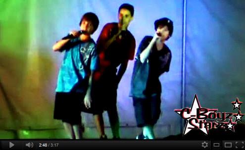 C-Boyz Starz Perform Troublemaker
