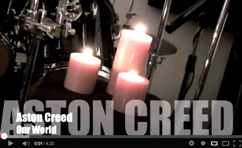 Aston Creed Our World