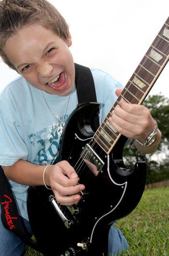 Martin Young Rocker