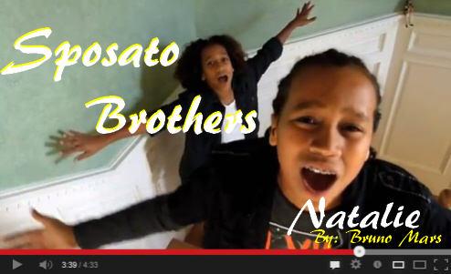Natalie Bruno Mars Video