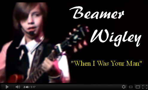 Beamer When I Was Your Man