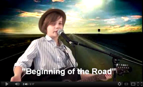 Beginning of the Road Beamer Wigley