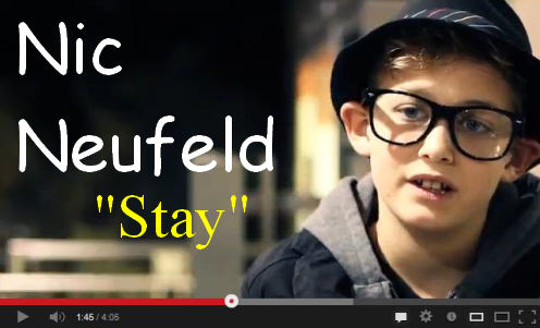 Nic Neufeld Stay Video