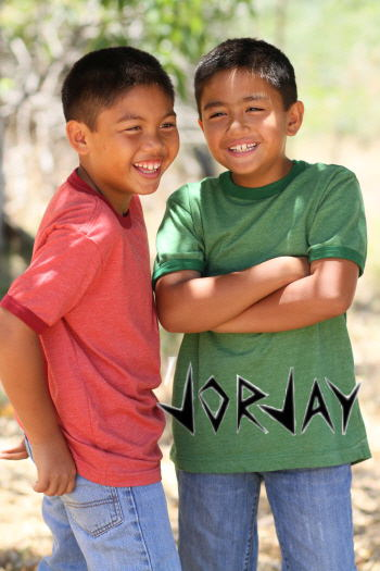 Jordan and Jayden Besana 2013