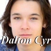 Dalton Cyr Seriously Skillful Songwriter/Performer