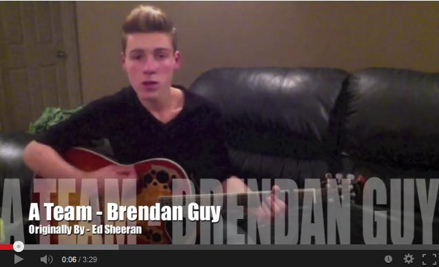 Brendan Guy A Team