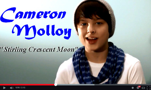 Cameron Molloy New Video SCM