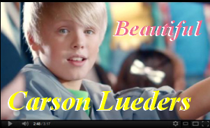 Carson Lueders Beautiful