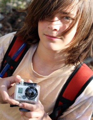 Alec Displays Camera