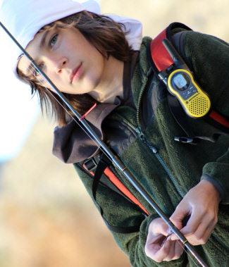 Alec Fishing