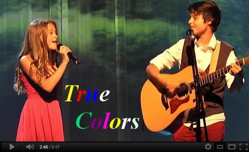 True Colors Video