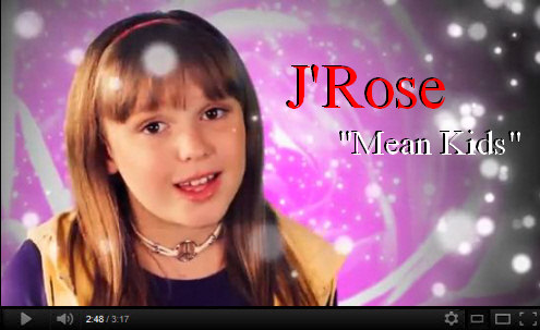 J'Rose Mean Kids Video