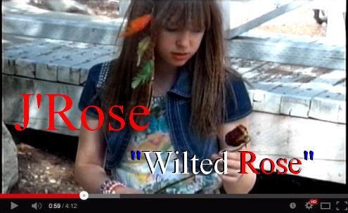 J'Rose Wilted Rose Video
