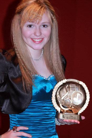 J'Rose, malibu music award