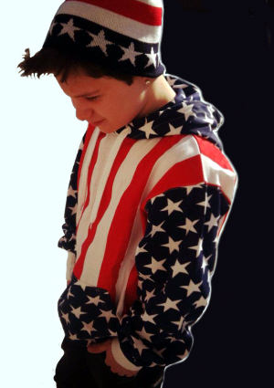 Tj Prodigy USA Jacket