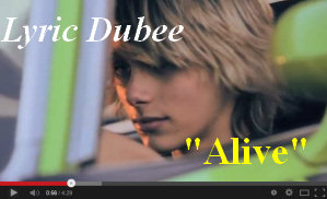 Lyric Dubee Alive Video