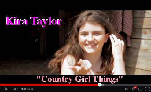 Kira Taylor Country Girl Thing