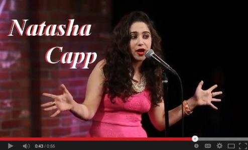 Natasha Capp Sandup