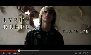Black Ice Lyric Dubee Black Ice Video