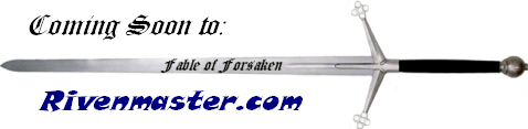 Coming Soon Fable of Forsaken