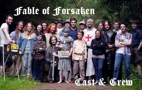 Fable of Forsaken Cast and Crew