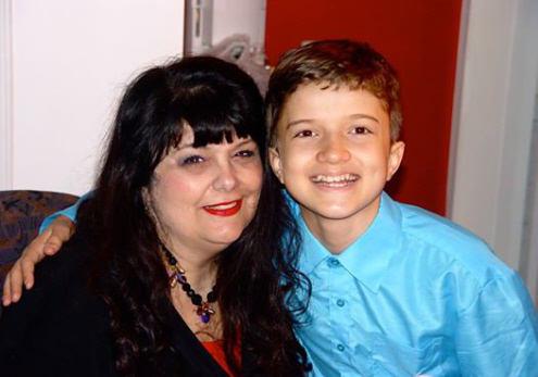 Janice Pantazelos and Sheridan Archbold