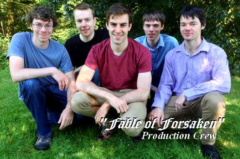 Production Crew Fable of Forsaken