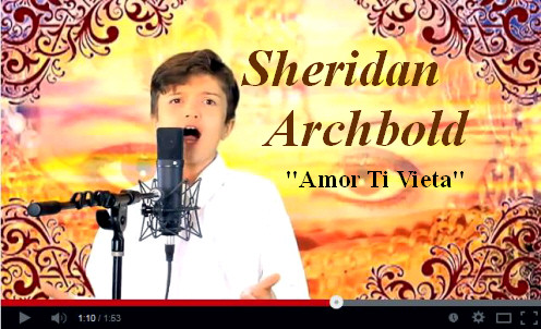 Sheridan Archbold AMOR TI VIETA