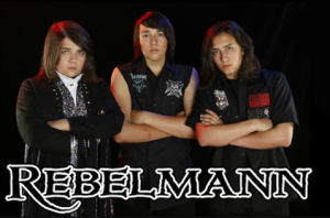 rebelmann band