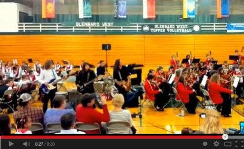 Rebelmann with Orchestra