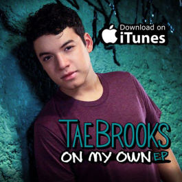 Tae Brooks On My Own EP