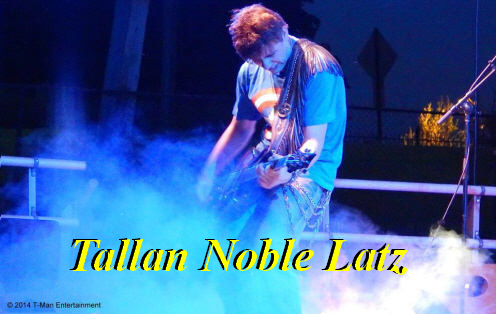 Tallan Latz Smoke